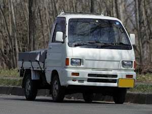ハイゼットトラックのカスタム事例画像 c-sound さんの2020年04月19日17:19の投稿