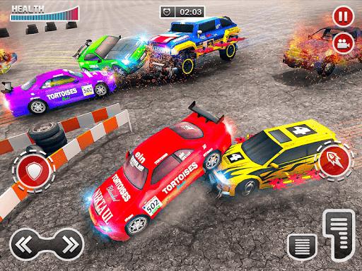 Demolition Car Derby Stunt 2020: New Car Game 2k20 apktram screenshots 10