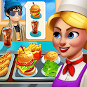 Cooking Mania - Girls Games Food Fever Restaurant icon
