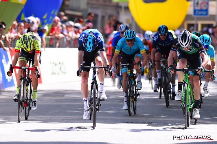 UAE-Team Emirates bijt met plek twee en drie in het stof in Burgos: Spaanse puncher pakt de etappe