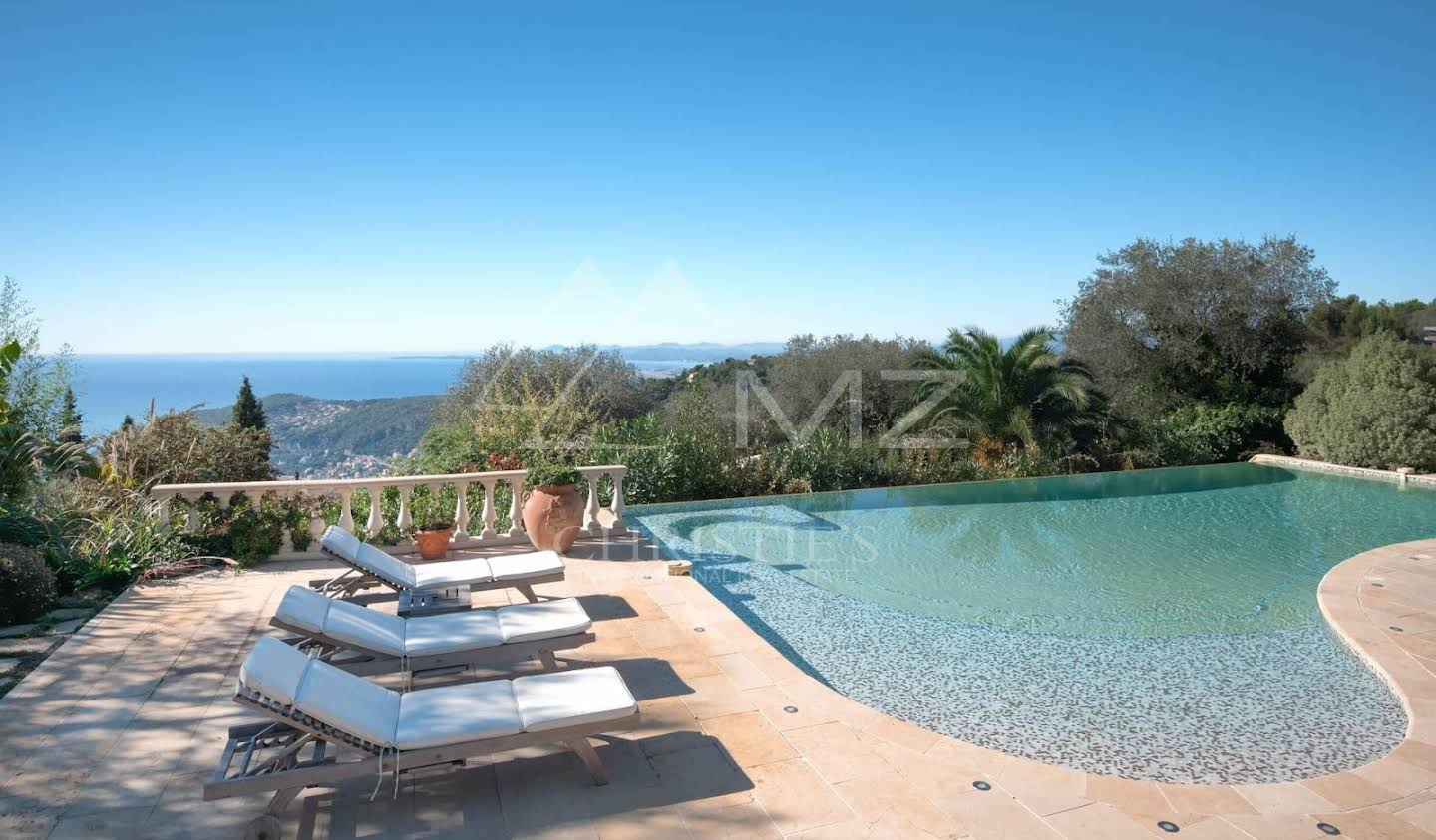 House with pool and terrace Villefranche-sur-Mer