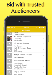 MO Auctions - Live Listings - náhled