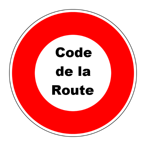 French Traffic Laws Icon