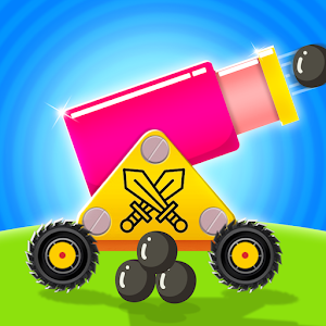 Cannon Fighters - Tank Shooting Games