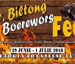 Bier Biltong en Boerewors Fees 2018 : Pretoria, South Africa