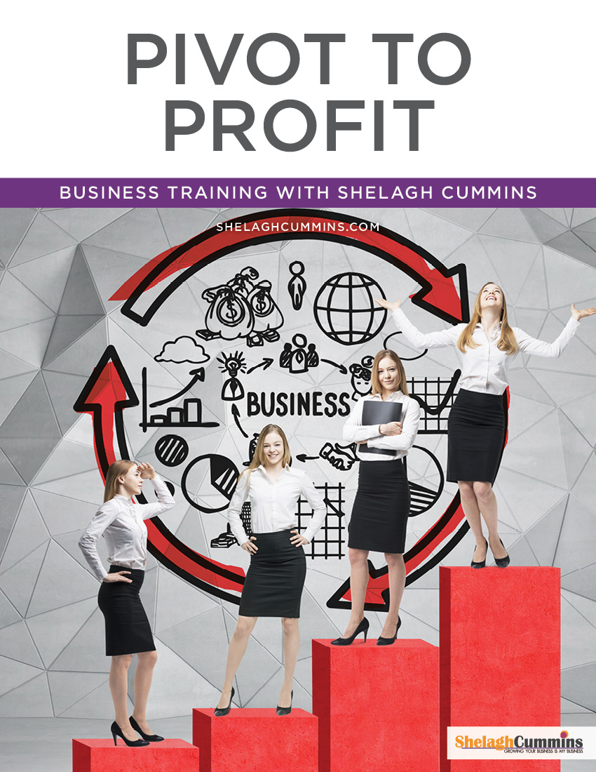 Pivot to Profit cover