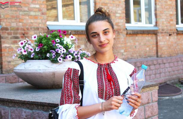 Відбулося тестування з української мови і літератури