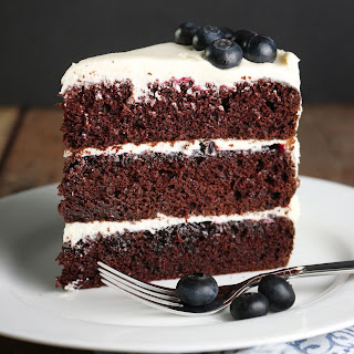 Chocolate Blueberry Cake Recipes