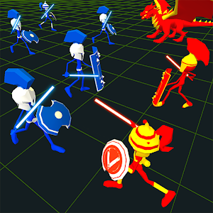 Wars of Star: Stick Warriors for PC