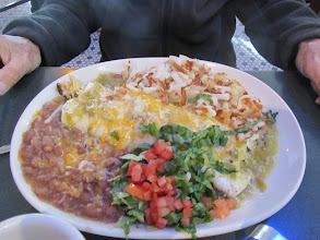 Photo: Breakfast burrito