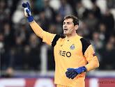 Iker Casillas voelde weer steken in de borst