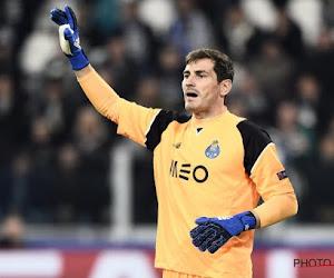 ? Knap: Porto-fans steken Casillas een hart onder de riem