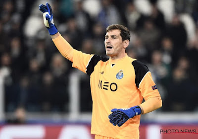 Paniek bij Casillas, Spanjaard voelde weer steken in de borst