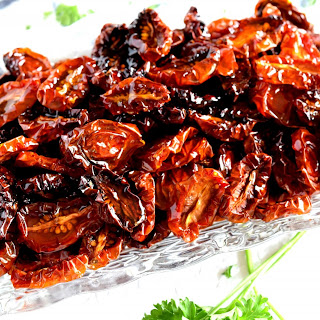 Oven Roasted Sun Dried Tomatoes Recipe