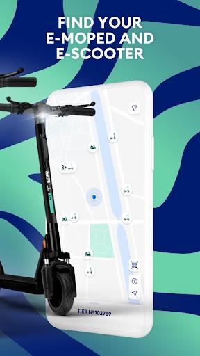 TIER - Scooter Sharing 3.8.3 screenshots 2