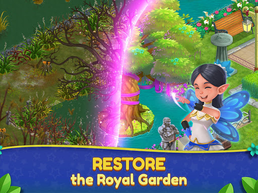 Royal Garden Tales - Match 3 Puzzle Decoration 0.9.7 screenshots 6