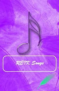 REIK SONGS - náhled