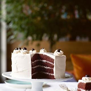 Ina Garten's Devil's Food Cake.