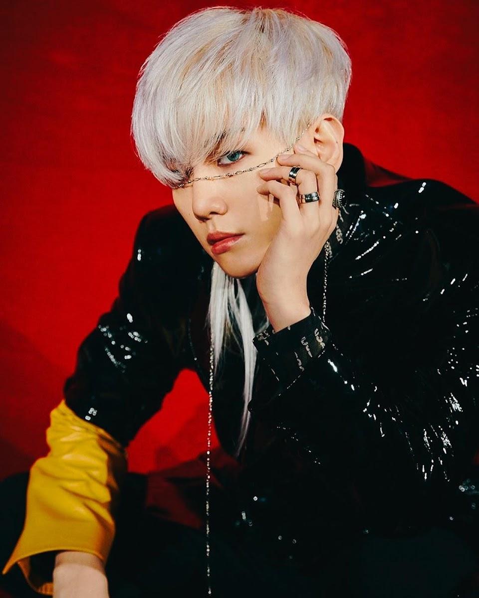 exo baekhyun face chain