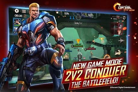 Download Garena Contra Return MOD APK English Version Android 3