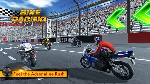 Bike Racing 2018 - Extreme Bike Race 2.0 screenshots 1