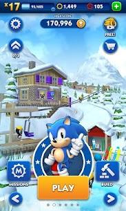 Sonic Dash MOD Apk (Unlimited Money) 5