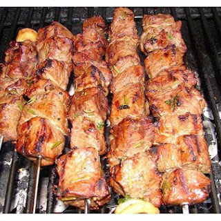 Grilled Marinated Beef Recipe