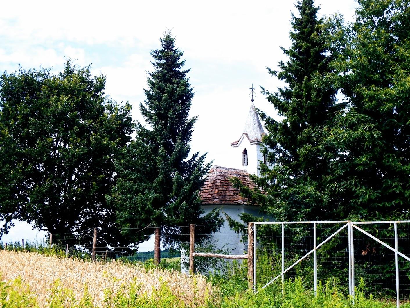 Olmód - Belovich kápolna