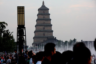 Photo: Day 188 - Big Goose Pagoda
