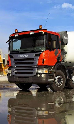 Wallpapers Scania P Series