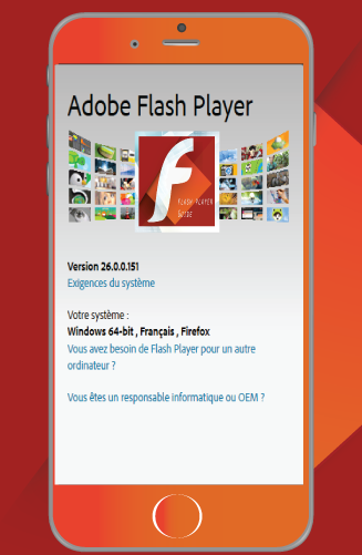 adobe flash player portable 2017