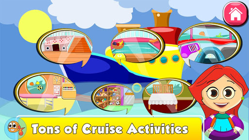 Adventure Ride - Cruise Kids