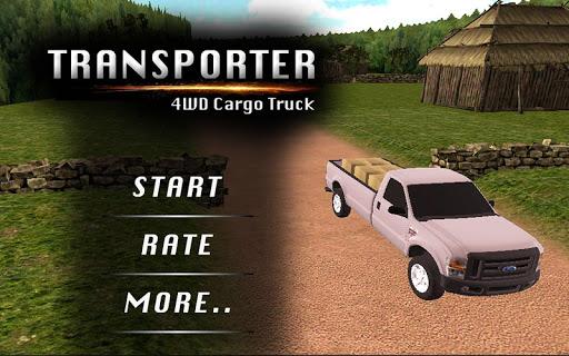 Transporter : 4WD Cargo Truck