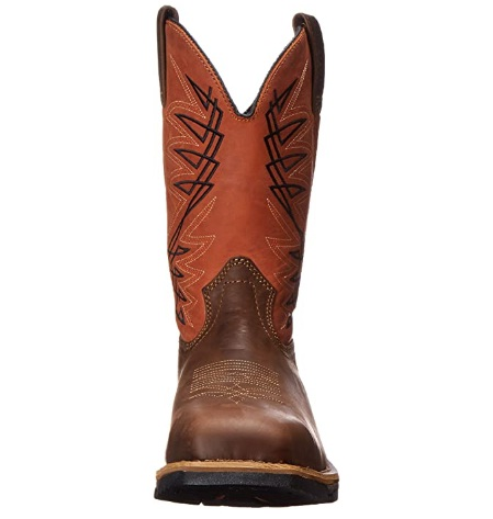 Irish Setter Pull-On Steel Toe Work Boot
