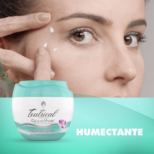 Teatrical Crema Facial Humectante 100 G