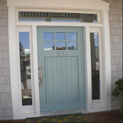 Exterior Door Color icon