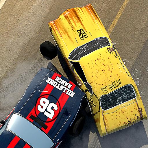 Car Race 2019 - Extreme Crash Icon