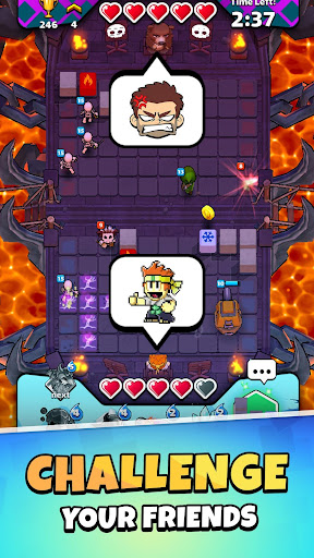 Magic Brick Wars - Epic card battle  screenshots 6