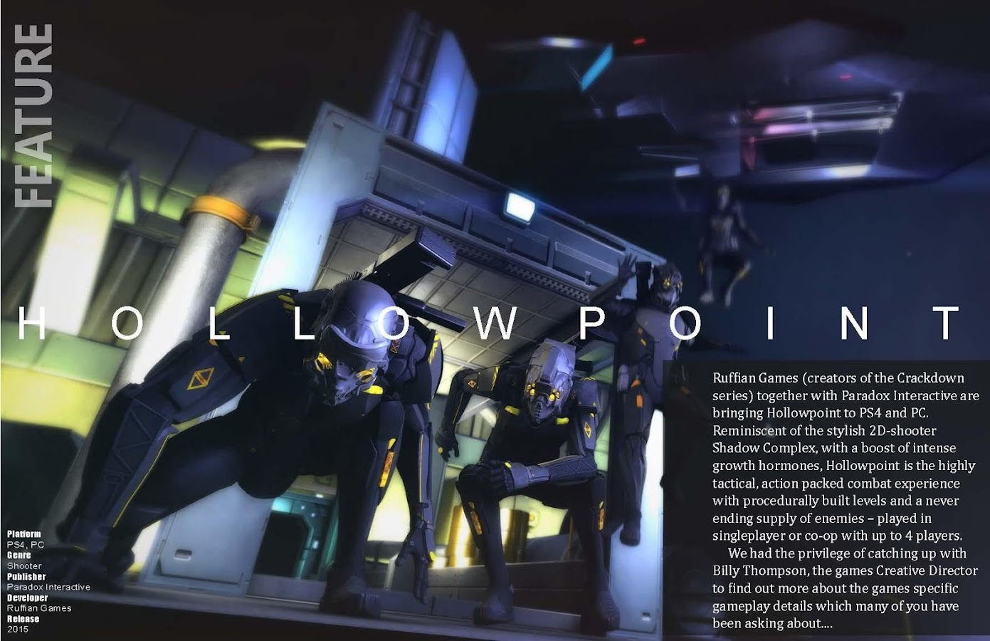 Game Insider Magazine & News- screenshot