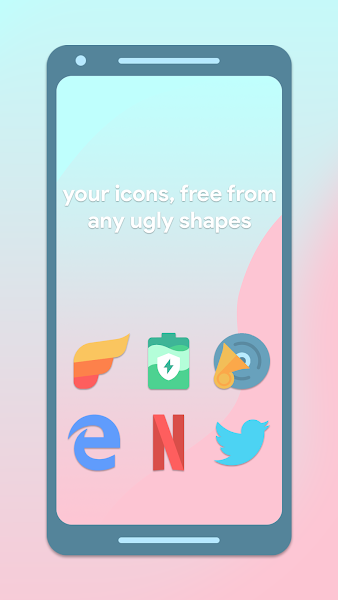 Cutout Icon Pack v2.2.1 [Patched]
