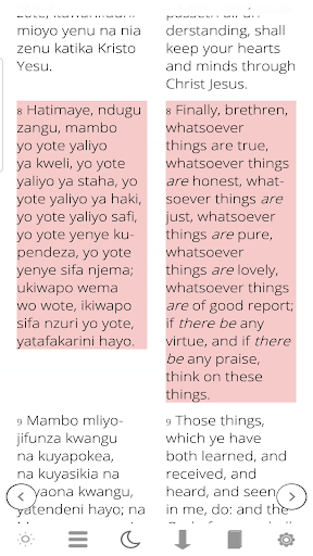 Bible In Swahili Biblia Takatifu Pamoja Na Sauti By Nippt Google Play United States Searchman App Data Information
