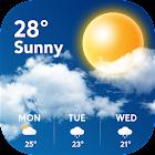La météo du jour - Prévisions météo locale Canal icon