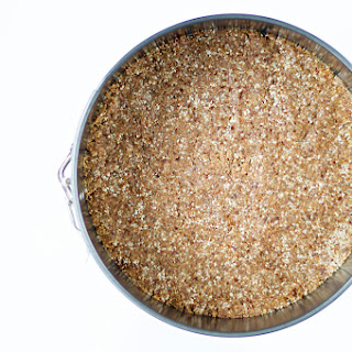 3-Ingredient, 5-Minute, Nut-Free, Paleo Pie Crust