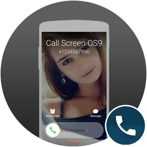 Call Screen Theme Slide