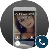 Call Screen Theme Slide