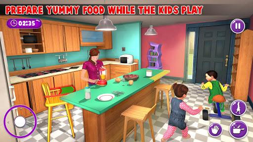Virtual Mother New Baby Twins Family Simulator 1.0.1 screenshots 11
