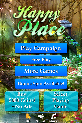 Hidden Solitaire: Happy Place
