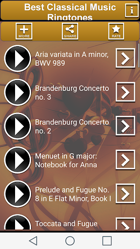 Best Classical Music Ringtones Apk Download Free for PC, smart TV