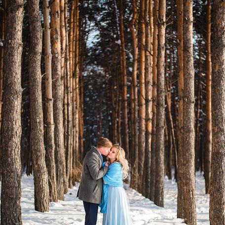 Wedding photographer Darya Babkina (AprilDaria). Photo of 12.03.2018