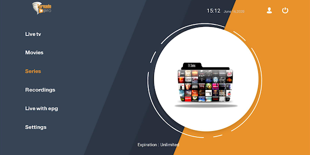 Tornado Pro IPTV Player 2.2.6 MOD for Android 3